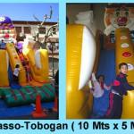 Pallasso-Tobogan