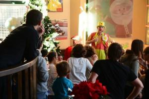 Fiestas infantiles con animación