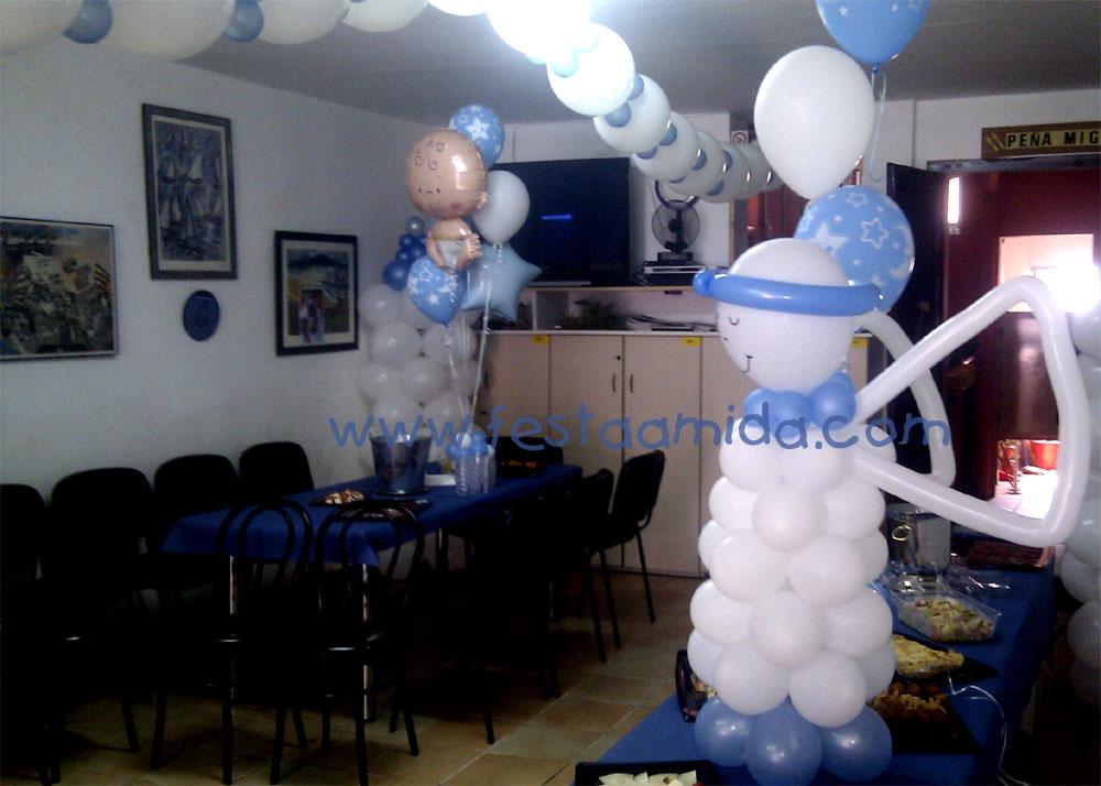 Decoraci n con globos animaci n fiestas infantiles - Decoracion para foto ...